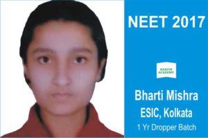bharti mishra harvin academy