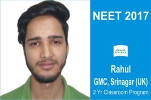 rahul harvin academy