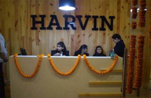 harvin inauguration