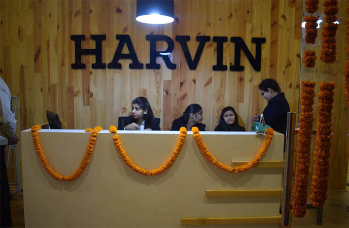 harvin academy inauguration