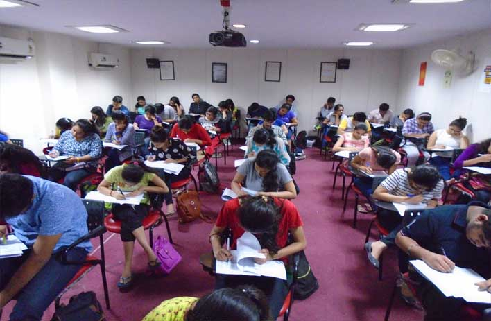 harvin students on test