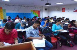 classroom test neet students