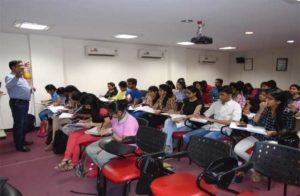 neet students in class