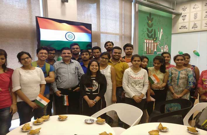 independence day celebration at harvin academy