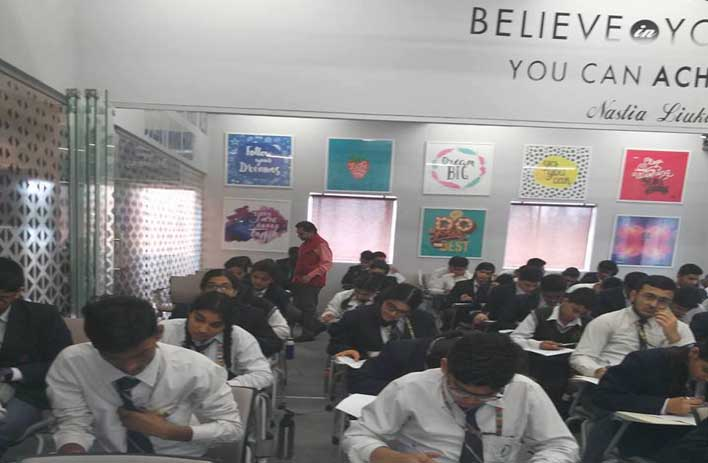 scholarship test at harvin academy