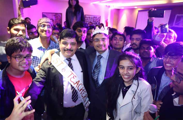 new year celebration at harvin academy